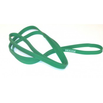 Draugr - Green Elastic band - 1,2cm